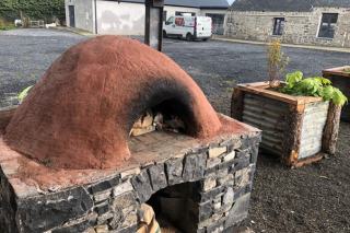 Wood Fire Pizza Oven Building